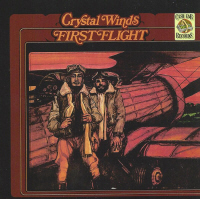 Crystal Winds - First Flight