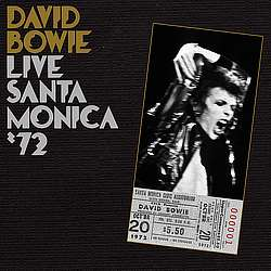 David Bowie - Live At Santa Monica 1972