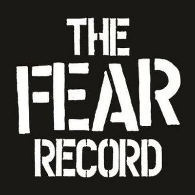 Fear - The Fear Record
