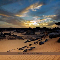 Perry Robinson And Burton Greene - Two Voices In The Desert_1