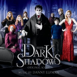 Soundtrack - Dark Shadows