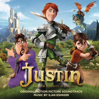 Soundtrack - Justin And The Knights Of Valour