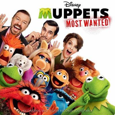 Soundtrack - Muppets Most Wanted