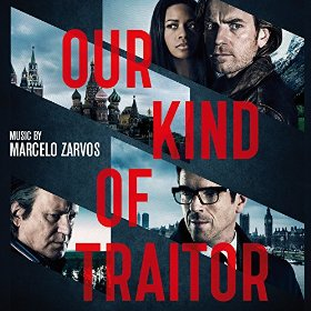 Soundtrack - Our Kind Of Traitor