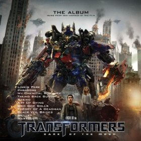 Soundtrack - Transformers Dark Of The Moon