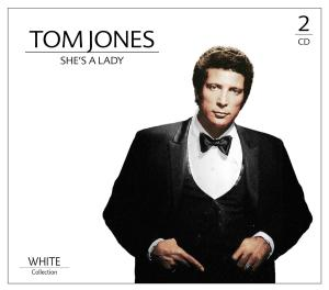 Tom Jones - She's A Lady - White Collection