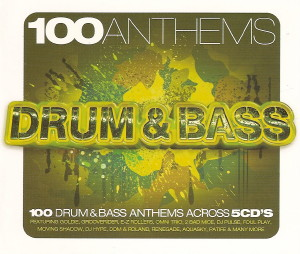 Various Artists - 100 Anthems DnB
