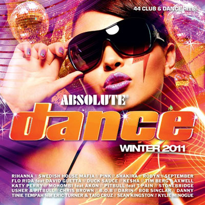 Various Artists - Absolute Dance Winter 2011