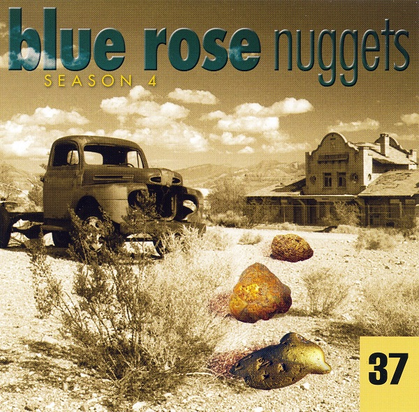 Various Artists - Blue Rose Nuggets vol 37