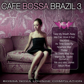 Various Artists - Cafe Bossa Brazil Vol 3