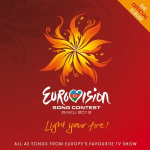 Various Artists - Eurovision Song Contest 2012