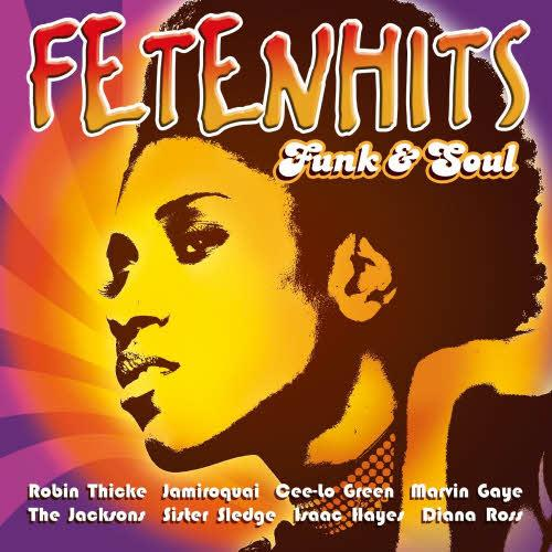 Various Artists - Fetenhits Funk And Soul