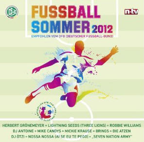Various Artists - Fussball Sommer 2012