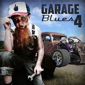 Various Artists - Gaarage Blues 4