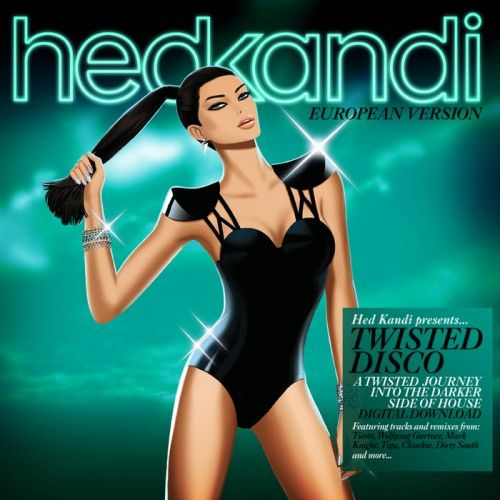 Various Artists - Hed Kandi - Twisted Disco 2011