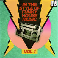 Various Artists - In The Style Of Funky House Music 1