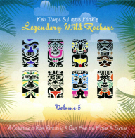 Various Artists - Legendary Wild Rockers 5