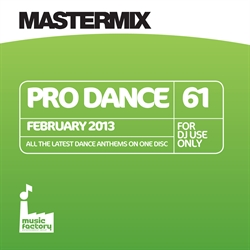 Various Artists - Mastermix Pro Dance 61
