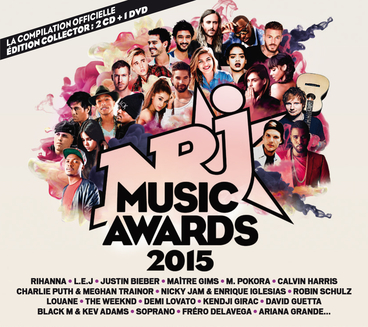 Various Artists - NRJ Music Awards 2015