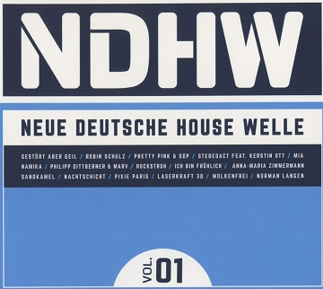 Various Artists - Neue Deutsche House Welle