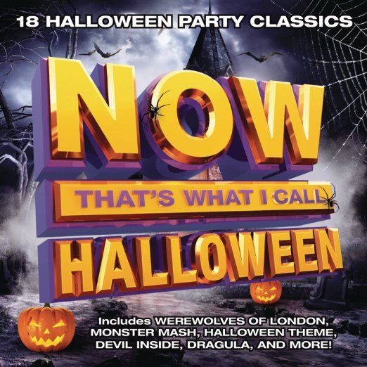 Various Artists - Now Halloween
