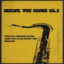 Various Artists - Obscure Jazz Sounds Vol 2