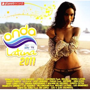 Various Artists - Onda Latina 2011