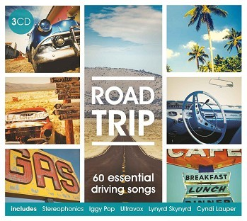 Various Artists - Roadtrip 60 Essential Driving Songs
