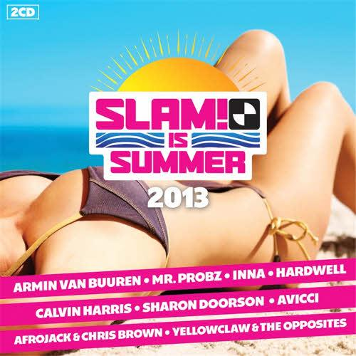 Various Artists - Slam Is Summer 2013