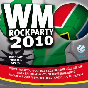 Various Artists - WM Rockparty 2010