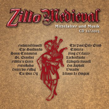 Various Artists - Zillo Medieval 11 2015