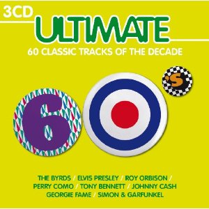 Various artists - Ultimate 60's - 60 Classic Tracks Of The Decade