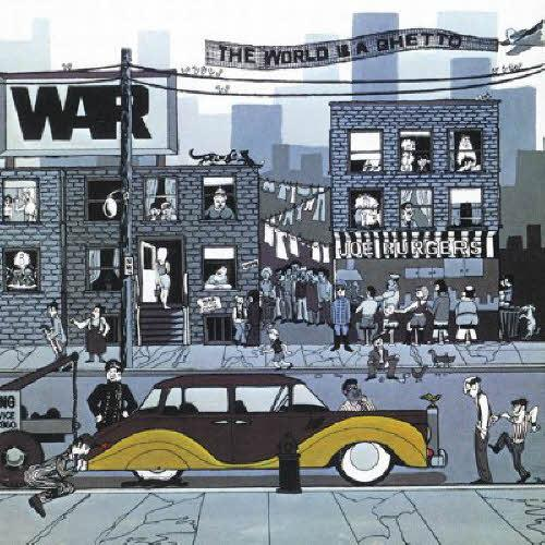 War - The World Is A Ghetto Expanded ReIssue
