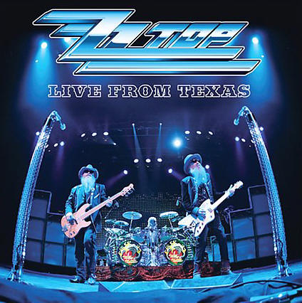 ZZ Top - Live From Texas: Bärtiger Old-School-Steh-Blues