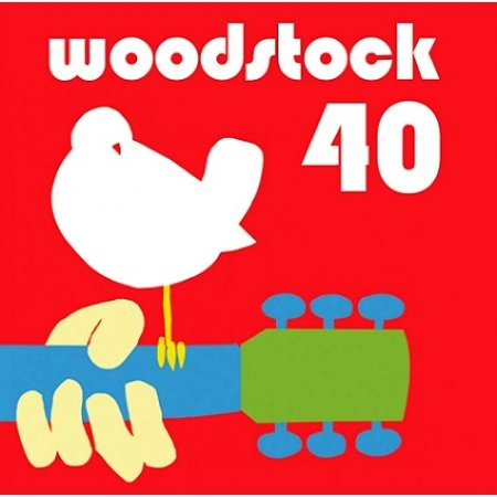 various artists - Woodstock 40 - 2 CDs